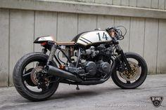 Cafe Racer Design Source Honda CB750 @caferacerdesign