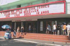 Antigo cinema Icaraí em Niterói, Rio de Janeiro, Brasil