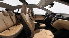Caractéristiques de la Model S | Tesla Motors