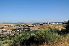 Miradouros: Ó Elvas, ó Elvas, Badajoz à vista
