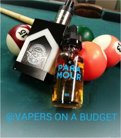 Shout out to @vapersonabudget on Instagram for the great shot of Paramour!