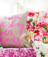 Linen cushion cover 40x40