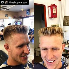 "52 Me gusta, 1 comentarios -  Flattop Haircut  (@flattophaircut) en Instagram: ""#FlattopFriday  Repost @theshopwarsaw ・・・ Ivan Drago or @asmooth_c? You take your pick  #flattop…"""