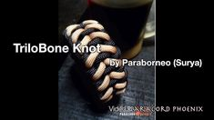 The TriloBone bracelet by Surya (paraborneo) with no buckle.  Mad Max se...