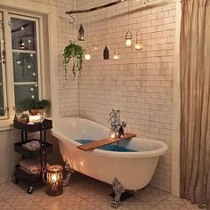 10 Bathroom Wall Decor Ideas That Make Your Place Feels like a Spa - HomeBestIde. 10 Bathroom Wall Decor Ideas That Make Your Place Feels like a Spa - HomeBestIdea Cozy Bathroom, Bathroom Wall Decor, Room Decor, Bath Decor, Master Bathroom, Bathroom Ideas, Bathroom Green, Bathroom Cart, Bathtub Ideas