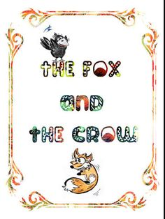 The Fox and The Crow - Interactive storytelling children´s book app for iPhone - download for iOS from Wise & Jelly AB