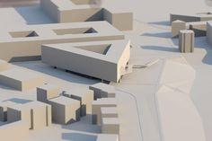 Nuno Graca Moura: Neues Bauhaus Museum. Weimar, Germany