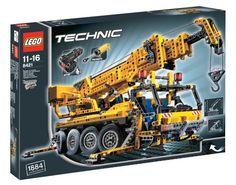 LEGO Technic 8421 - Pneumatik Kranwagen mit Motor Lego http://www.amazon.de/dp/B00097E4JW/ref=cm_sw_r_pi_dp_5GgGub037H7HH