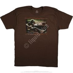 Cowboy Jerry Brown Athletic T-Shirt