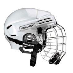 9580a00fea9 Bauer Nike Hockey 7500 Hockey Helmet w Cage - Black - Small