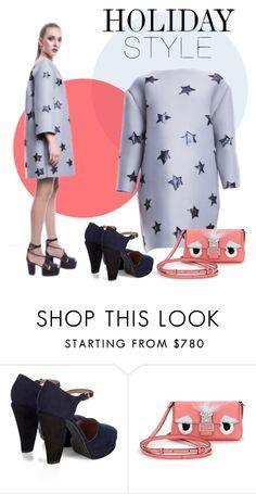 """""""Holiday Style: Oversized Dresses"""" by emavera ❤ liked on Polyvore featuring Marni, Fendi, fendi, marni, holidaystyle, oversizeddress and majkasajda"""