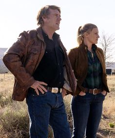 Walt and Vic - Longmire...Great show