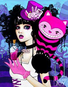 Alice Returns 11x14 Fine Art Print