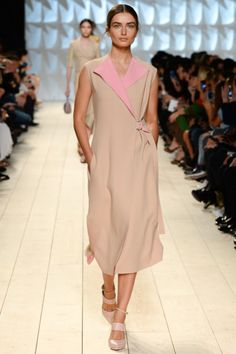 Nina Ricci Spring 2015 RTW - Runway — Vogue