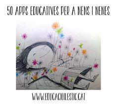 50 apps educatives per a nens i nenes