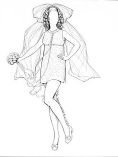 album archive paper dolls to color pinterest album and dolls Duck Tape Bridal Gowns beautiful bridal gowns of the 1960 s