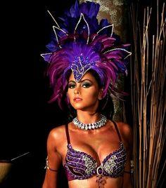 Purple Samba #samba