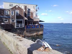 The Barnacle - Marblehead, Mass  One of my favorite places to eat!