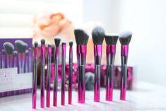 ee7b7fcda9039e BH Cosmetics Royal Affair 10 Piece Metalized Brush Set  BH Cosmetics Royal  Affair Collection for
