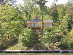 Cabin vacation rental in Lake Lure from VRBO.com! #vacation #rental #travel #vrbo