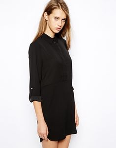 Mango Shirt Dress from ASOS -- $73