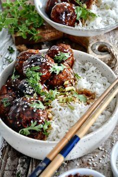 Veggie Recipes, Asian Recipes, Vegetarian Recipes, Healthy Recipes, Batch Cooking, Healthy Cooking, Cooking Recipes, Chefs, Aesthetic Food