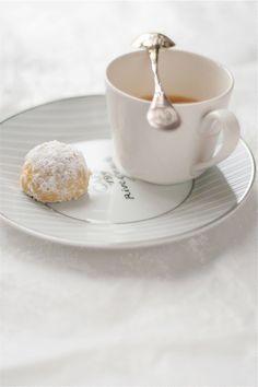 greek tea cakes