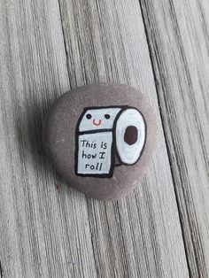 "3 Best Inspiring Rock Painting Design Ideas Edit:I like that it says ""inspiring"" Rock Painting Patterns, Rock Painting Ideas Easy, Rock Painting Designs, Paint Designs, Pebble Painting, Pebble Art, Stone Painting, Painting Art, Painted Rocks Craft"