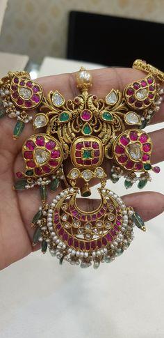 India Jewelry, Bead Jewellery, Bridal Jewellery, Stone Jewelry, Wedding Jewelry, Gold Jewelry, Beaded Jewelry, Antique Jewellery Designs, Antique Jewelry