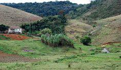 Fazenda antiga - Estrada de Torreões (JF)