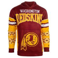 Washington Redskins Big Logo Hooded Sweatshirt from UglyTeams