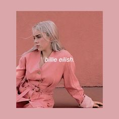 billieeilish billie eilish post about billieeilish nigga girly ❤️ fanpage pink ocean eyes when tag shit billie is life likeforlike like bored bellyachebillieeilish bellyache Billie Eilish, Video Interview, Black And White Outfit, Videos Instagram, Album Cover, Look Girl, Girly, Teen Vogue, Pink Aesthetic