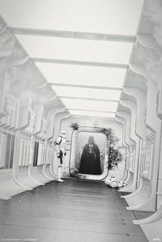 Vader - ANH, Paul Johnson on ArtStation at https://www.artstation.com/artwork/vader-anh