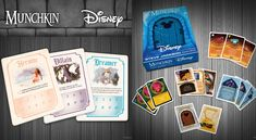 Disney Munchkin To Be Released in Fall 2020 Disney College Program, Disney Games, Playing Card Games, Disney World Parks, Orlando Resorts, Maleficent, Animation Film, Disney Inspired, More Fun