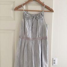 Ann Taylor Loft dress, size 4. Soft, airy, perfect for spring. LOFT Dresses Mini