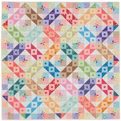 Candy Dots quilt from Patchwork Palette