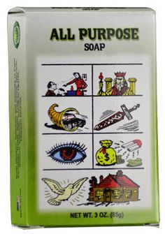 Hoodoo Spiritual Cleansing Spirit Bath Soaps (39 Types Available) – 13 Black Cats