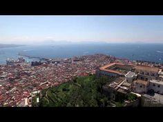 [4K] Naples, Italy - Aerial / Drone Showreel