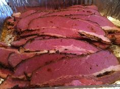 Smoked Pastrami Recipe | How to make pastrami | BBQ Recipes | How to BBQ Right