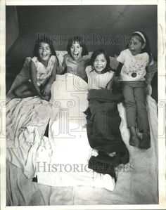 1966 Press Photo American Indians Native Americans