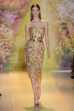 a80204e8f65c Colourful Paradise Collection Of Haute Couture by Zuhair Murad