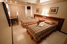 Foto de Premium Vila Velha Hotel Apartamento duplo (twin)