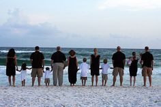 Posing Large Groups of People for Family Portraits | a.steed's.life
