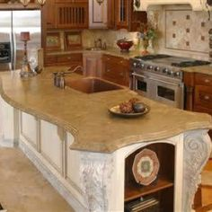 Cement Counter Tops!!! Awesome For The Ranch!