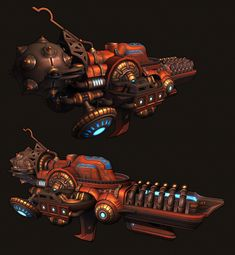 Show your hand painted stuff, pls! - Page 43 - Polycount Forum