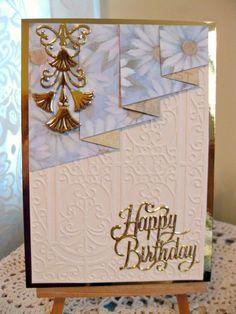 Elegant Pleat by sticklelover - Cards and Paper Crafts at Splitcoaststampers