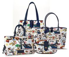 Disney Cruise Line Exclusive: Dooney And Bourke Bags