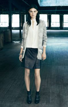 ALLSAINTS Spring 2014 Ready-to-wear Collection
