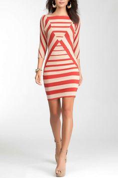 Trapeze Sweater Dress