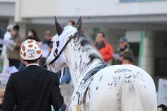 ブチコ Thoroughbred, Bunt, Horses, Marble, Painting, Colour, Cakes, Animales, Color